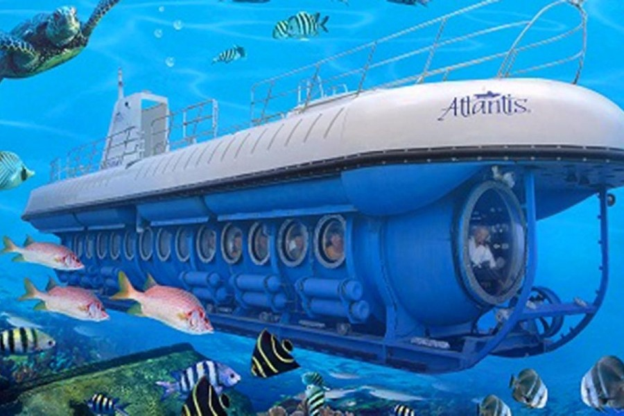 Submarine Rides in Maldives for Under-Water Expeditions